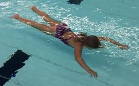 vereisten zwemtest buik drijven